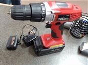 HYPER TOUGH Cordless Drill 18-VOLT CORDLESS DRILL